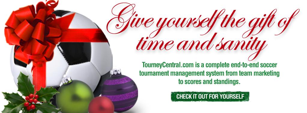 Tourneycentral complete soccer tournament system